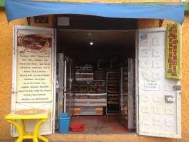 Panadería - cafetería