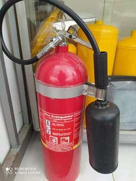 Extintor CO2 10 lb