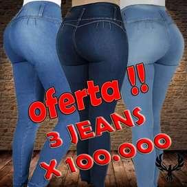 Hermosos Jeans para dama y niños