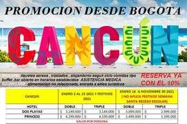 Tour a Cancún