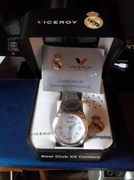 reloj Viceroy del real Madrid original.