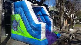 VENDO INFLABLE ACUATICO IDEAL FESTEJOS