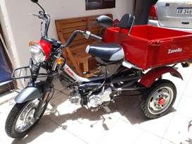 Zanella Tricargo 110cc 4T 2018