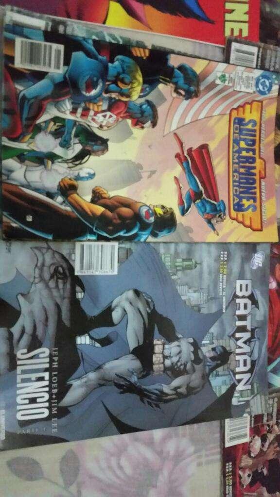Cómics Marvel Y Dc 0