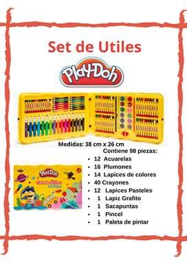 Play Doh Set Artistico