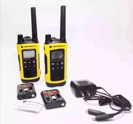 Rádios teléfono Motorola aprueba todo golpes