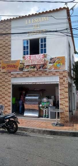 VENTA DE LOCAL COMERCIAL ESQUINERO