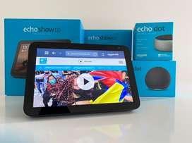 Alexa Echo Show 8 - Smart Home Video