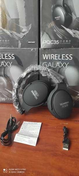 Auriculares, audífonos, diadema económico