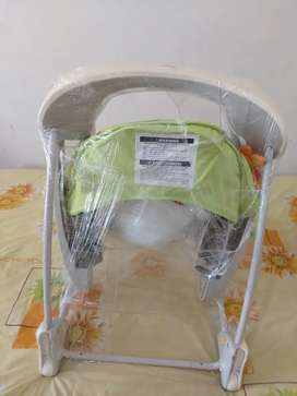 Mecedora, Vibradora y columpio para baby