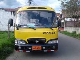 Minibus County - 2008