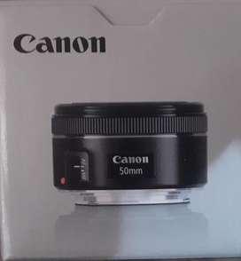 Venta de lente Canon
