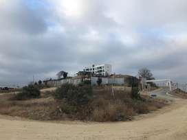 Se vende terreno en Punta Blanca, esquinero
