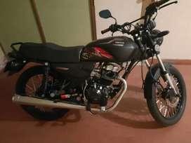 Motocicleta NKD 125
