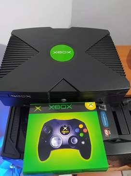 Xbox clásico o Xbox caja negra