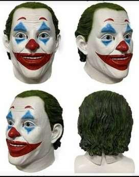 Máscara película Joker / Guasón nueva y original