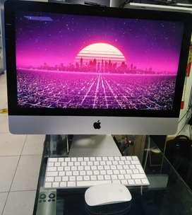 Remato iMac 21 Modelo 2015 Core i5 de 1.6 GHz , Ram 8gb, 960gb Ssd, Teclado y Mouse Inalámbrico Intacta
