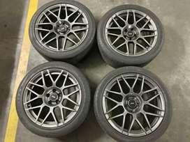 Rines shelby GT500 Originales