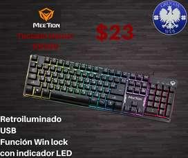 Teclado Gamer Meetion K9300