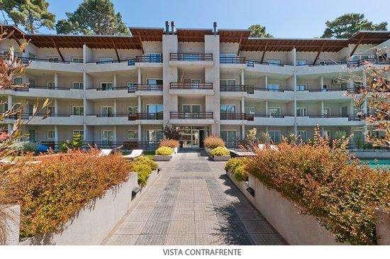 En Carilo, complejo Cilene Centro departamentos de 3 ambientes en venta con rentas temporareas 0