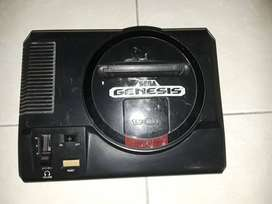 Sega genesis no funciona para repuestos