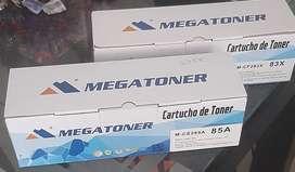 Toners para impresora laser Samsung y HP
