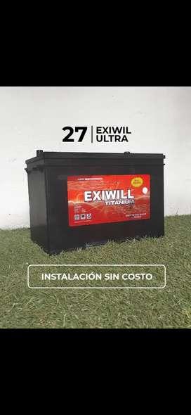 Batería Exiwill 27