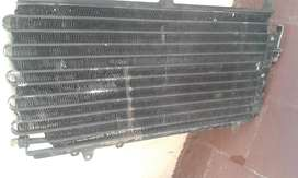 radiador  aire acondicionado USADO  renault 18--800 pesos