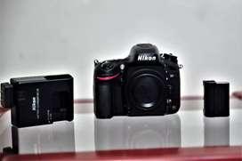 CAMARA NIKON D 610  24,3 MPX