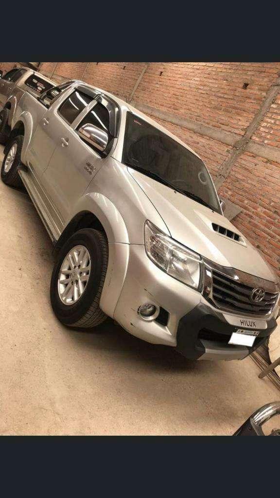Toyota 2014 Srv Pana 4x2 0