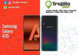 Samsung Galaxy A70 , Garantía Tienda.