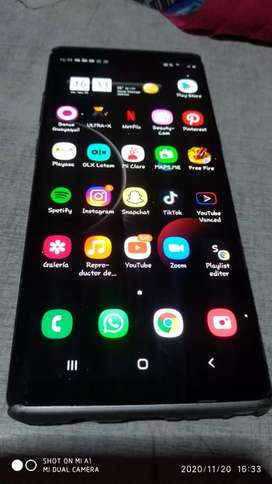Vendo  o cambio Samsung note 8