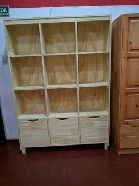 Mueble organizador multiuso