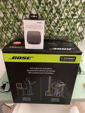 BOSE L1 COMPACT + SOUNDTOUCH NUEVOS!