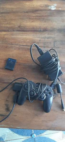 Vendo control de PlayStation 2