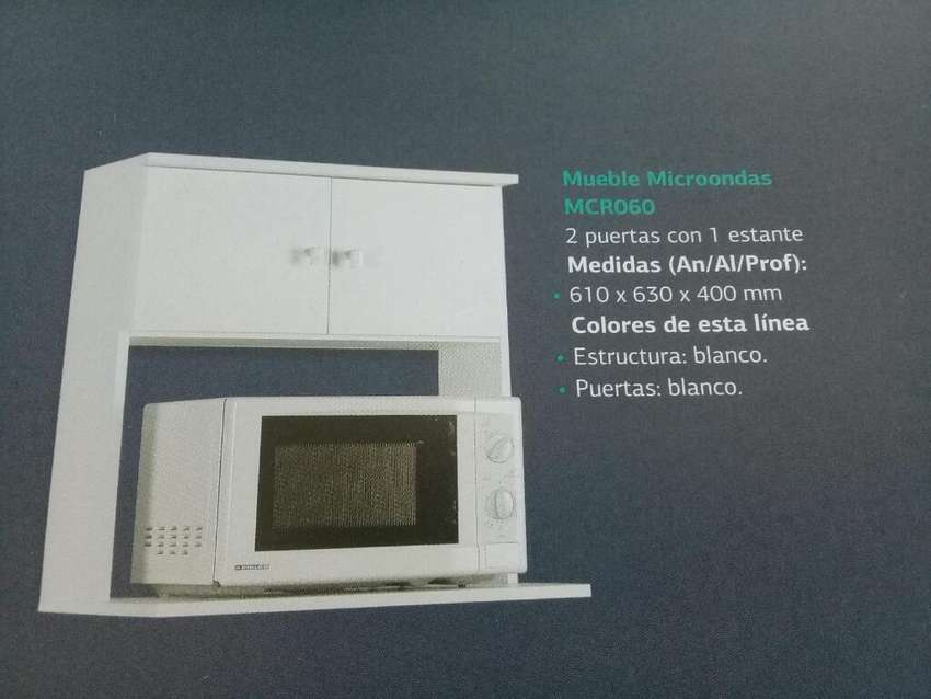 Mueble para Microondas 0