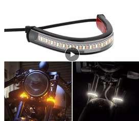 Luz Led Universal Direccionales Para Motocicleta