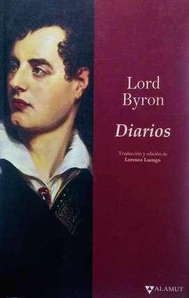 Diarios, LORD BYRON, Editorial Alamut
