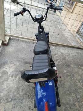 Moto Scooter electrica