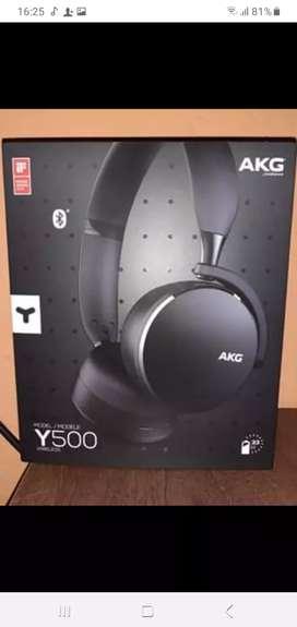 Se vende audífonos AKG Y500