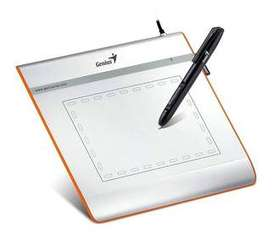 "Genius Tabla Digitalizadora i450X 5.5"" Lapiz USB 2.0"