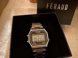 Reloj feraud vintage retro