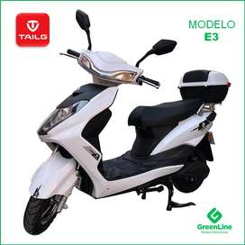 GreenLine Moto Eléctrica TAILG E3