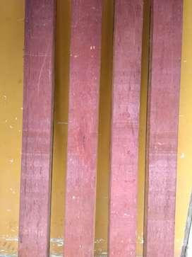 Se vende saldo de madera Roble Rojo