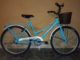 Bicicleta 26 unisex