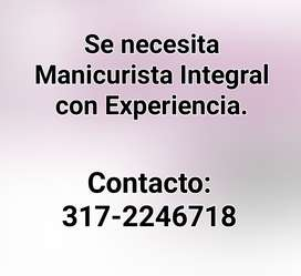 MANICURISTA INTEGRAL