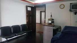 Venta de oficina de 85m2 en el sector centro norte de Quito
