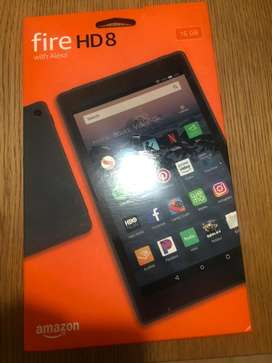 Tablet Amazon Fire Hd8 Negociable