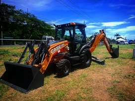 Backhoe CASE 580SN