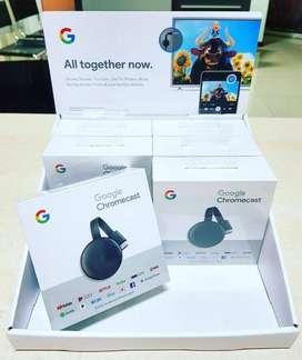 Convertidor a Smart Tv google chromecast